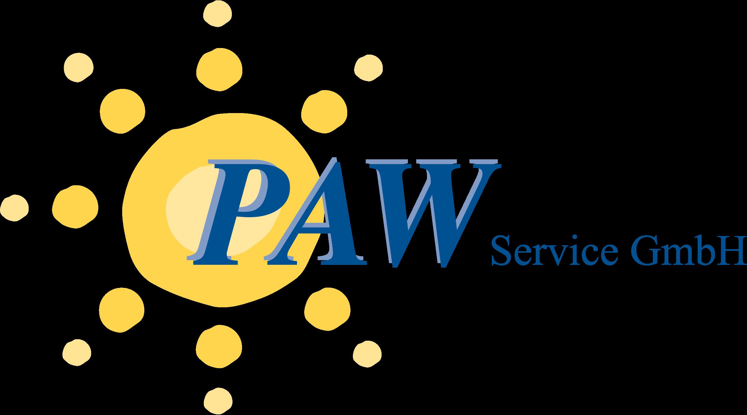 Logo PAW Service