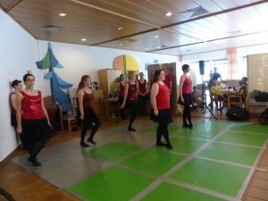 Tanzgruppe HadS