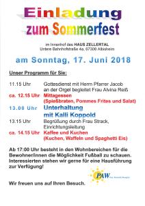 Sommerfest 2018_Bild